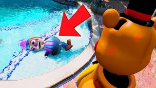 DON'T FORGIVE TOY FREDDY FOR THIS! (GTA 5 Mods For Kids FNAF Funny Moments)