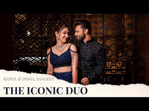 Download Rahul Vaidya & Disha Parmar   Sangeet Dance   By Israni Photography & Films