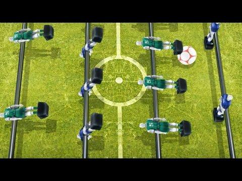 Calcio Balilla World Cup - MOLTO REALISTICO! - Calcio Android - (Salvo Pimpo's)