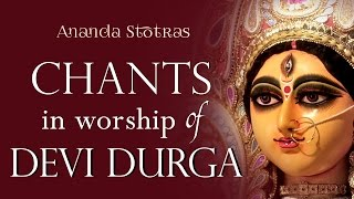 Maa Durga Chants | Mahishasura Mardini | 108 & 32 Names Chanting