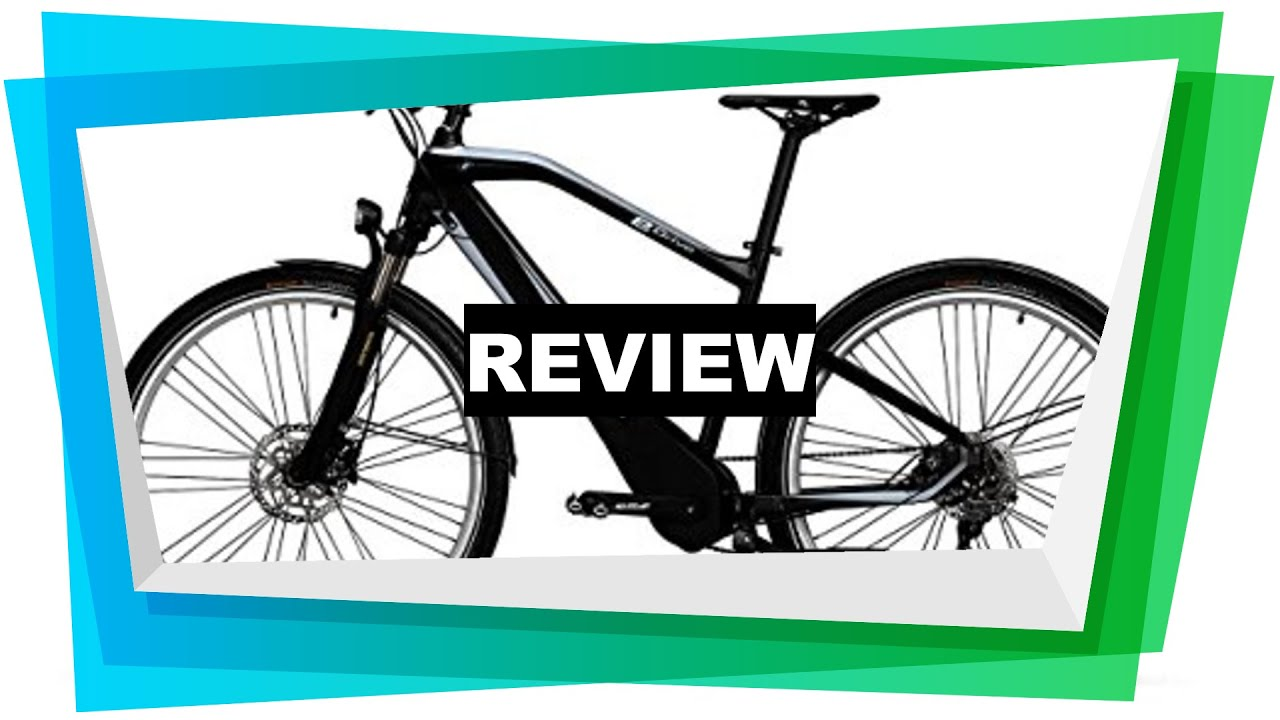 Review Bmw Genuine Active Hybrid Electrical Aluminium E Bike 2018