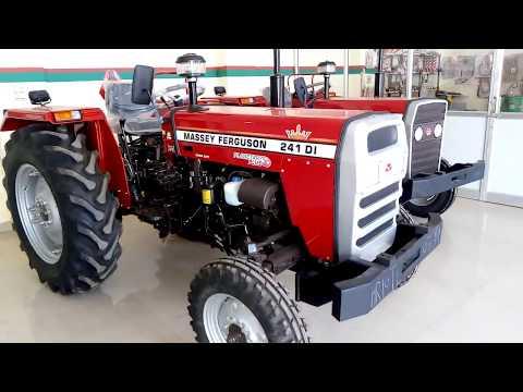 Massey ferguson 241 DI plus tractor full specification & feature