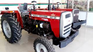 Massey ferguson 241 DI plus tractor full specification & feature