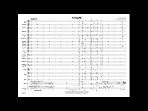 Apache by Jerry Lordan/arr. John Berry