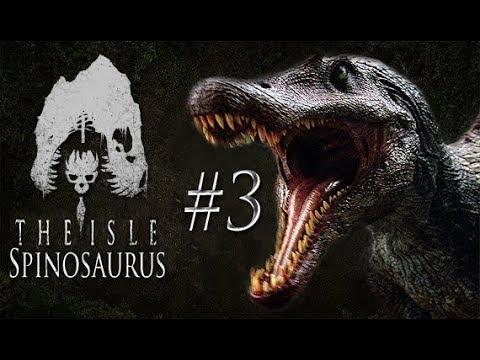 The Isle: Realism | Spinosaurus #3 | The Heir