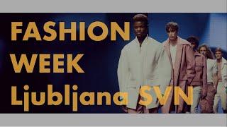 First Fashion Week Show in Ljubljana - SVN