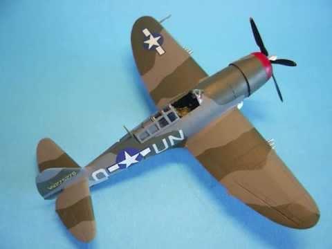 KORA MODELS 1/72 P-47 Category 'E' (The Doublebolt) - A Resin ...