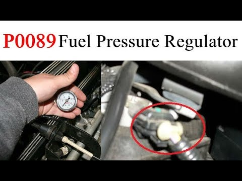 P0089 VOLVO Fuel Pressure Regulator 1 Performance - YouTube