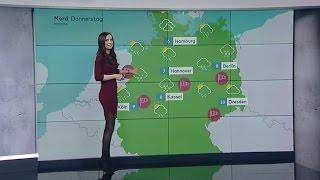 N24 Wetter - Stürmischer Donnerstag