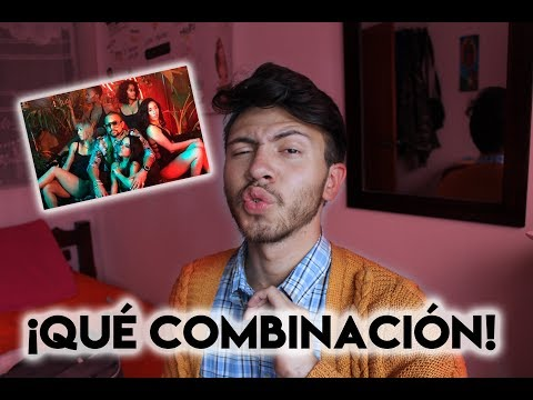 MAD LOVE - BECKY G, SEAN PAUL, DAVID GUETTA (LATIN REACTION) | Niculos M
