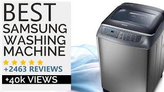 Samsung Washing Machine Demo Review India 2020   Best Auto Reset Washing Machine 7.5 kg India 2020