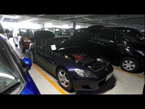 2000 Honda S2000 At Japanese Jdm Car Auction