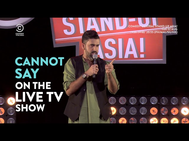 Comedy Central Stand-Up, Asia! - Rishi Budhrani