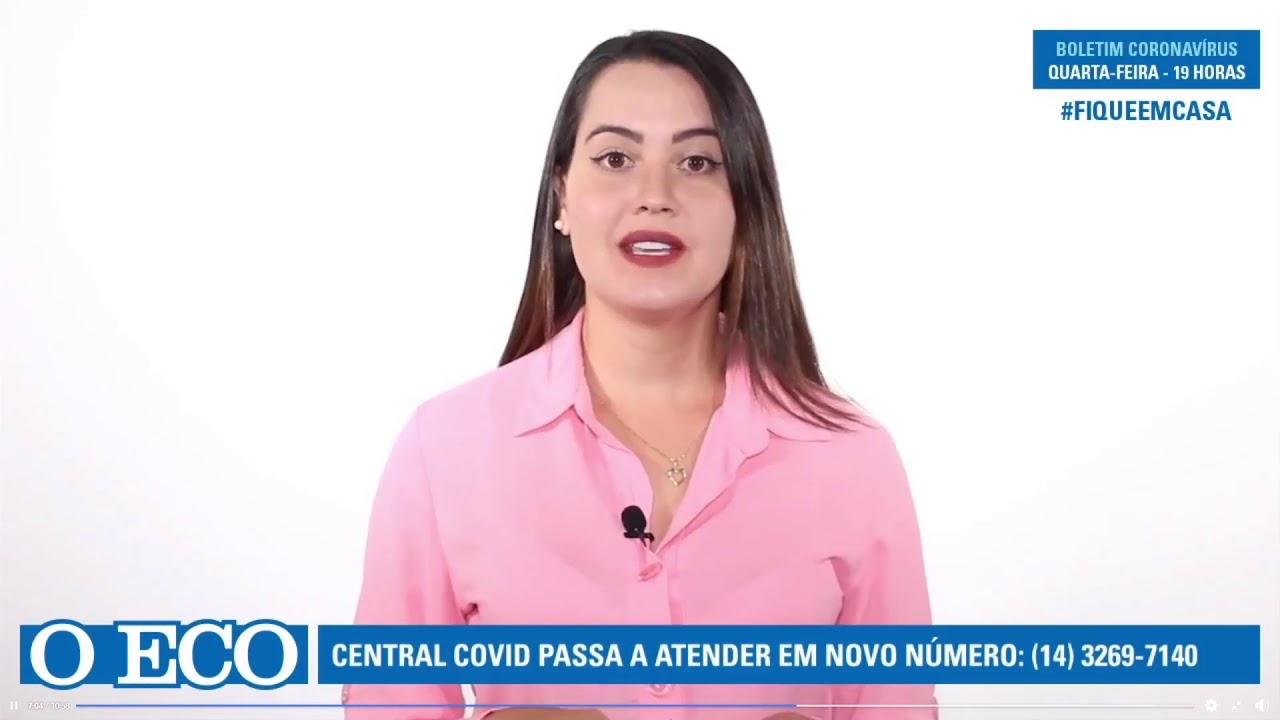 Novo Atendimento da Central Covid