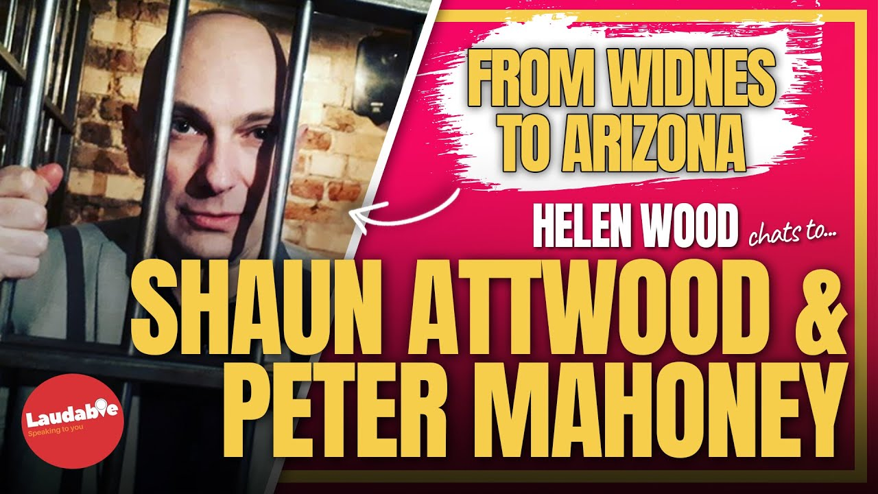 Rise and fall of a £4m drug empire: Helen Wood chats to Shaun Attwood & Peter Mahoney