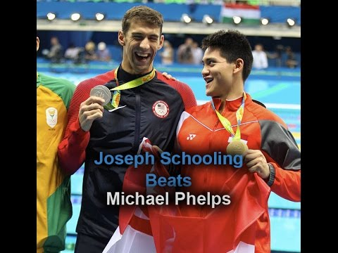 Michael Phelps defeated by Joseph Schooling at Summer Olympics | Rio 2016