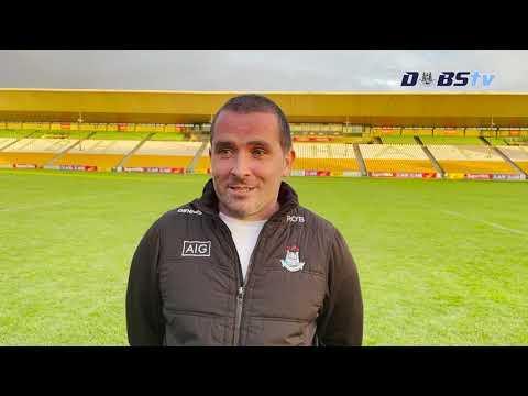 Dublin U20s manager Paul O'Brien chats to DubsTV after Leinster Final win