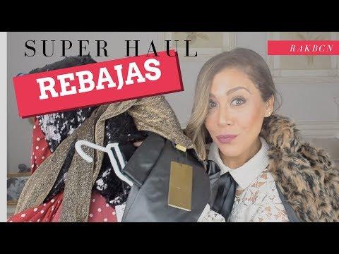 SUPER MEGA HAUL DE REBAJAS: Zara, Bershka, Romwe, Shein, HyM, Calzedonia, Womens Secret...