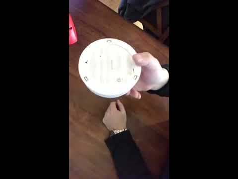 Simplisafe Co2 Carbon Monoxide Detector Alarm Battery Change Model