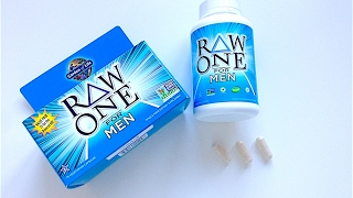 IHERB: Garden of Life, Vitamin Code, Raw One, Once Daily Raw Multi-Vitamin For Men - Видео обзор