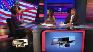 Arise Entertainment 360, Sanya Richards Ross
