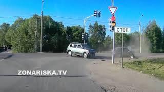 Лобовое в Грязях