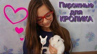 КРОЛИК ЛЯЛЯ и ПИРОЖНЫЕ на палочке от Непеты Видео для детей