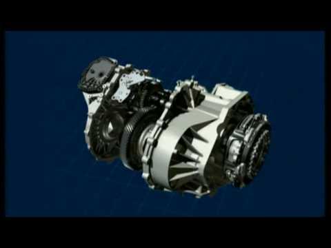AUDI/Volkswagen 7 Speed DSG/S tronic 3D Animation