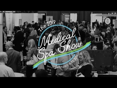 Connect With Your Med Spa Community At The Medical Spa Show 2019