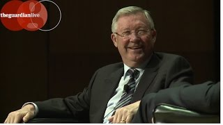 Sir Alex Ferguson on being offered the England job | Guardian Live