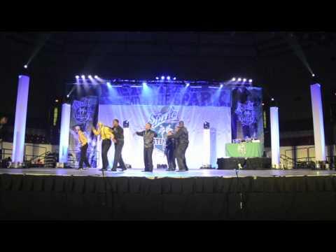 Alpha Phi Alpha Delta Xi @ Sprite Step Off 2 National Championship