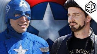 Как Капитан Америка и Железный Человек себе команды для Гражданской Войны набирали