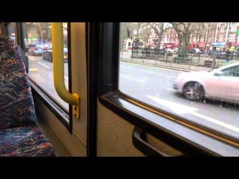 London United RATP Dennis Trident Alexander ALX400 TA238 (LG02FBC) Route 94 Bus Ride HD