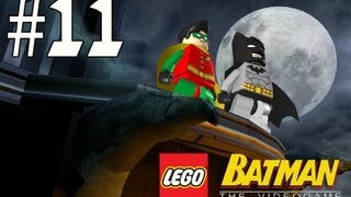 Lego Batman - Part 11 There She goes again