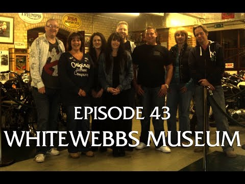 Spiral Episode 43 - Whitewebbs Museum