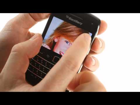 BlackBerry Bold 9790 user interface demo