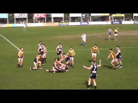 WRFL SEN15 DIV1 Qualifying Final Hoppers Crossing vs Werribee Districts 1st Half.mp4
