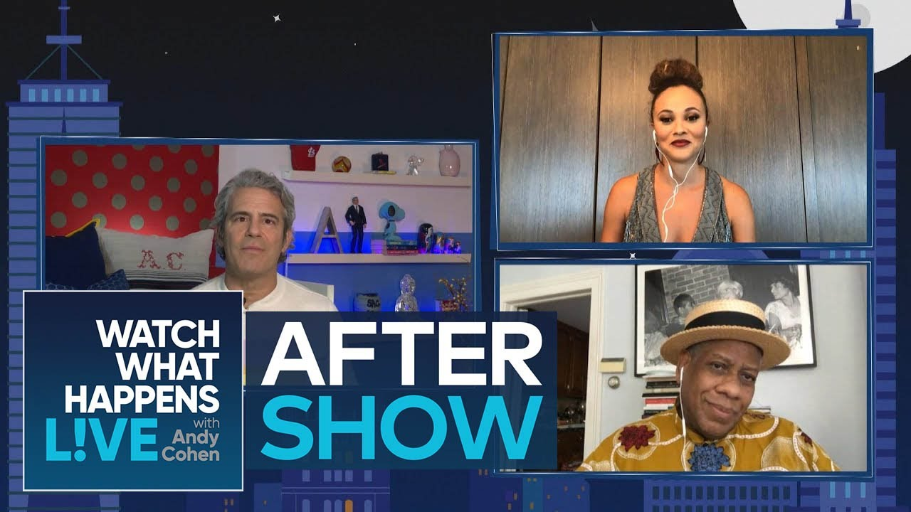 After Show: Has Ashley Darby Ever Seen Karen Huger So Drunk? | WWHL