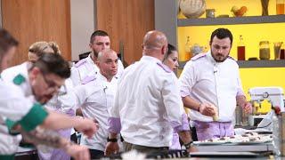 Desertul - ultimul test pentru finaliştii sezonului 7 de la Chefi la cuţite!