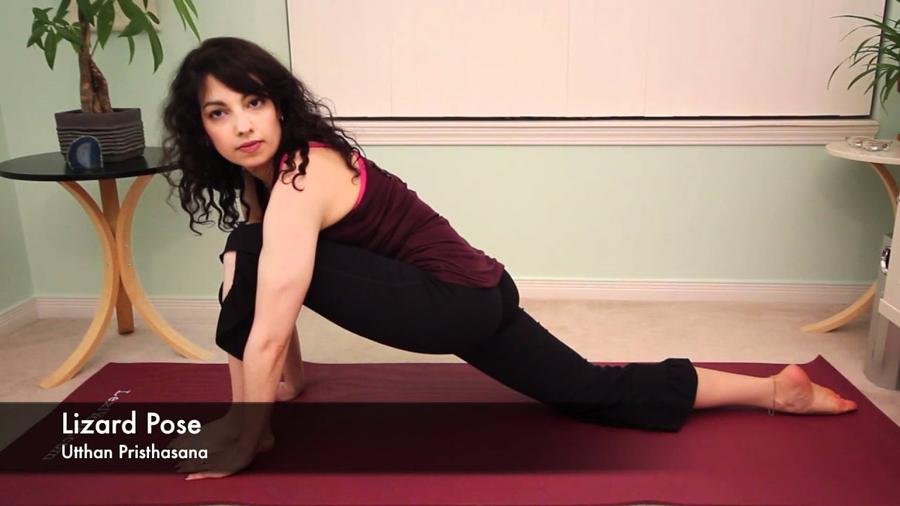 7 Yoga Poses For Hips