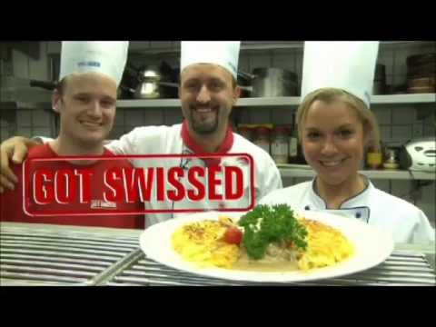 GetSwissed in Zurich! - The ultimate Swiss adventure