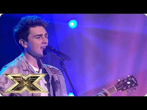 Brendan Murray Sings Believe | Live Shows Week 2 | The X Factor UK 2018