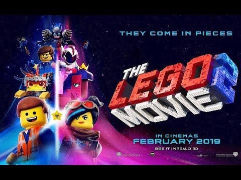 Cinema Reel The Lego Movie 2 Youtube