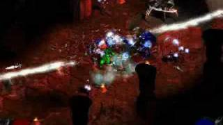 Diablo 2: Frenzied ZealBarb MF Baal Runs with Commentary Part 2/3