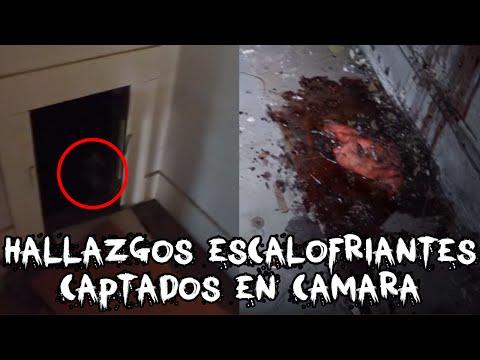 TOP: 7 Escalofriantes Hallazgos De Exploración Urbana CAPTADOS EN CÁMARA