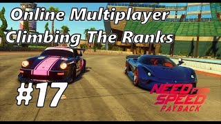 Need For Speed Payback Online Ranked Multiplayer - Beat the best, lose to the worst Part 17