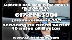 Locksmith Boston MA - 24 Hour Emergency Service - (617) 221-3981