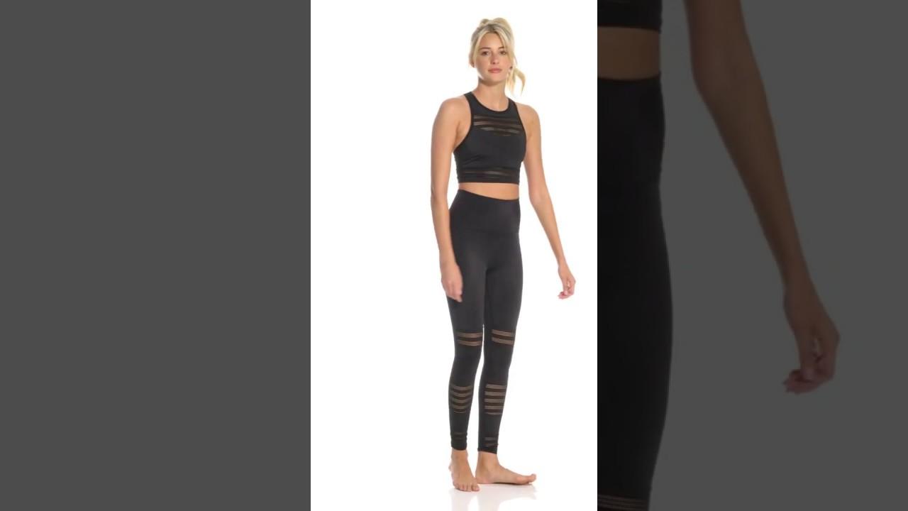 51d6f1c95e60a Beyond Yoga Mesh To Impress Yoga Bralette | SwimOutlet.com - YouTube