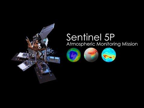 Sentinel5P - Atmospheric Monitoring Mission