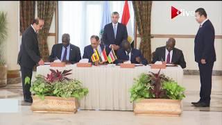 بعد انقسام دام لسنوات .. مصر تعيد السلام إلى جنوب السودان